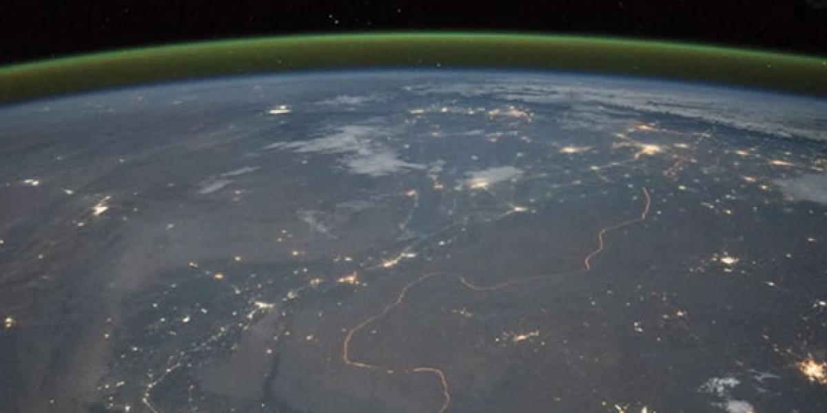 Astrofísicos reciben una señal emitida hace 7.000 millones de años
