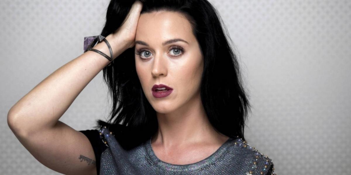 Katy Perry canceló una actuación en China y sus seguidores culpan a Trump
