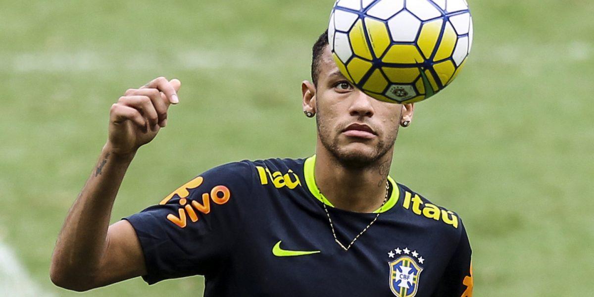 Neymar y su