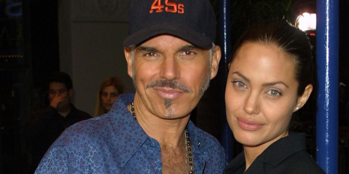 La confesión del exesposo de Angelina Jolie