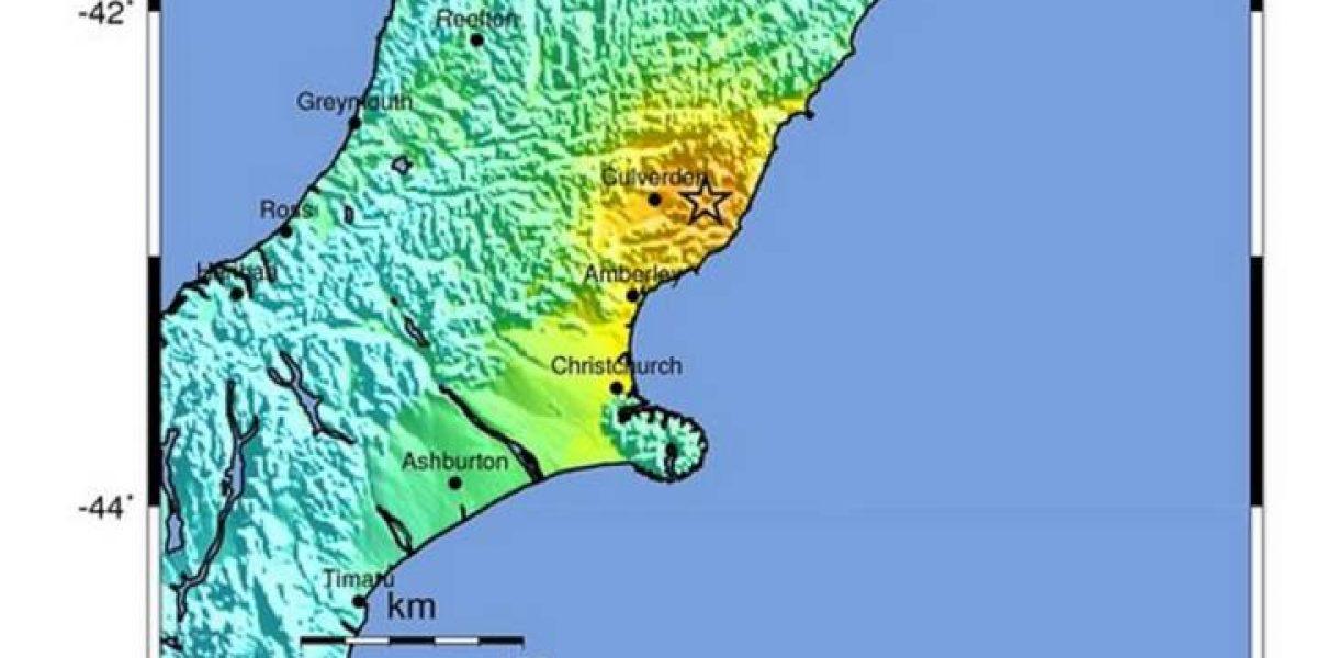 Tsunami en Nueva Zelanda no afecta a Ecuador