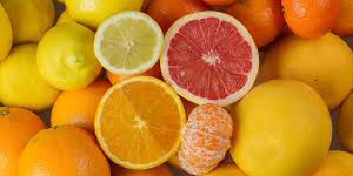 Daños que causan las frutas cítricas