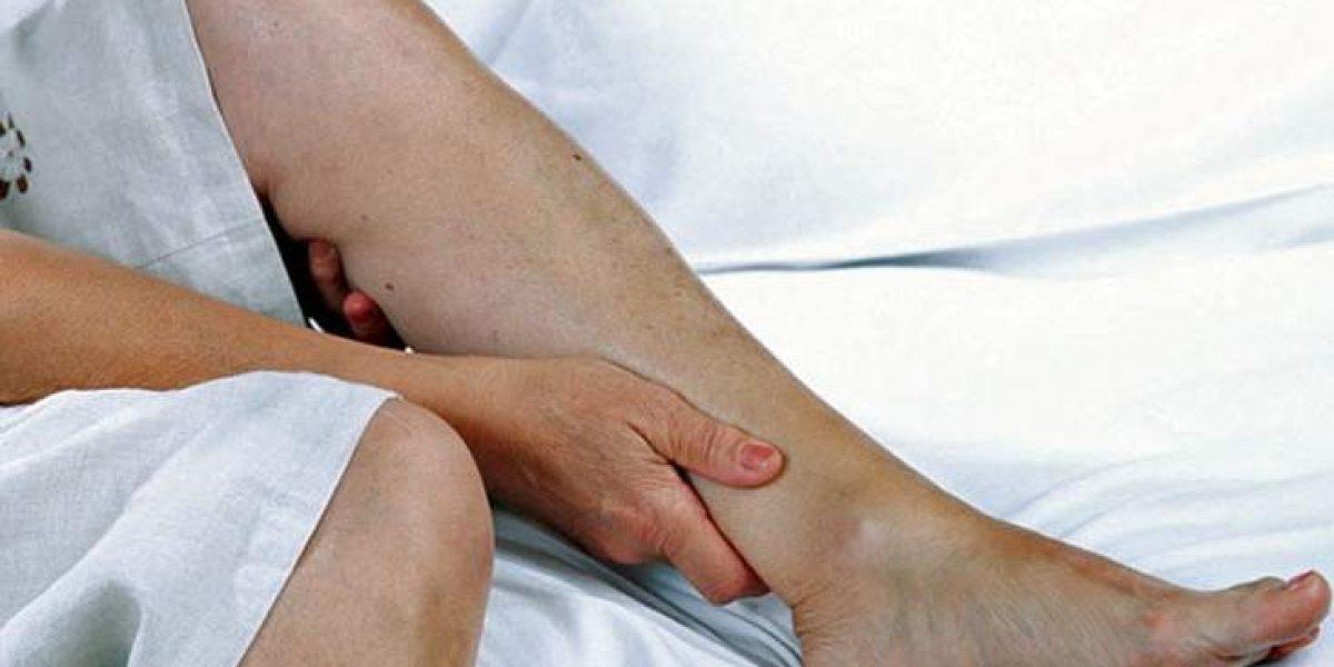¿Por qué las piernas se duermen?