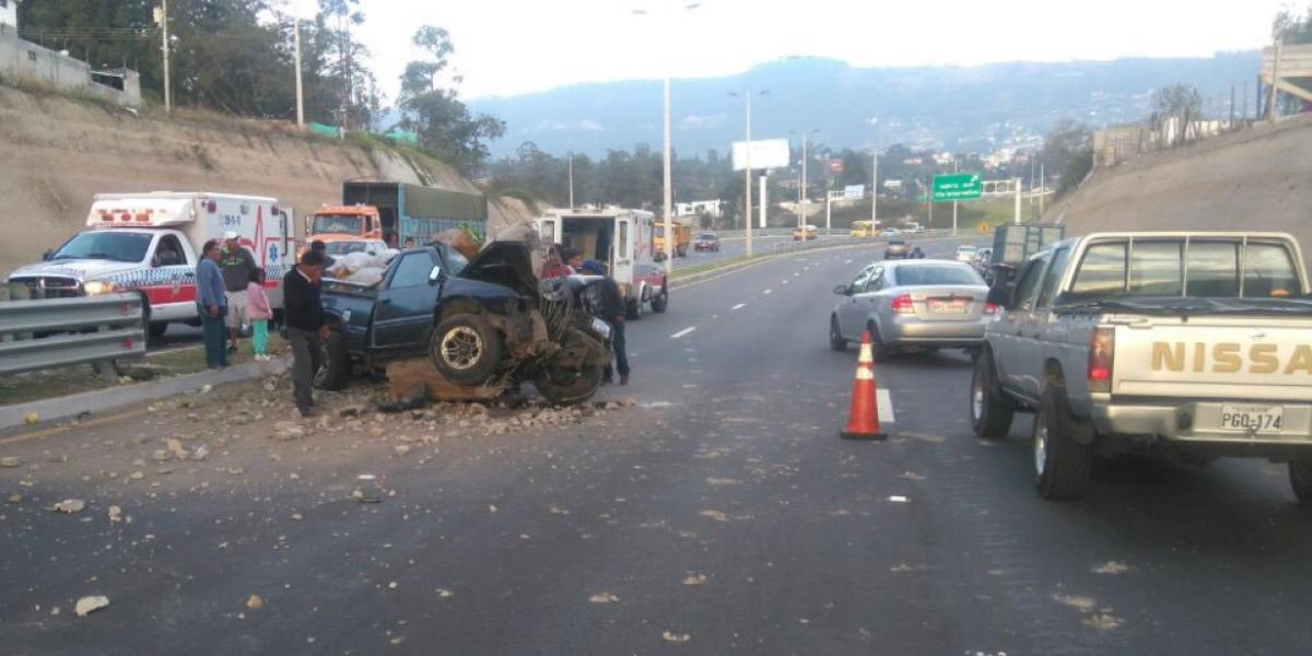 Conductores prófugos de accidente podrían recibir 12 años de prisión