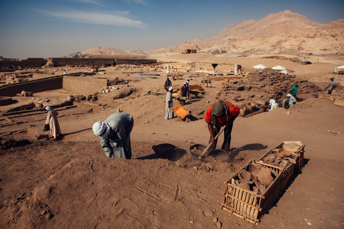Egipto: Encuentran una momia intacta de más de 3 mil años de antigüedad. Imagen Por: Getty Images