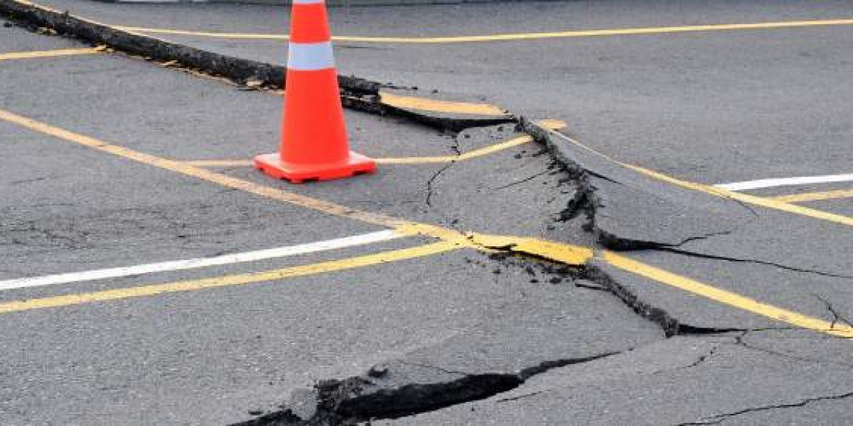 Otro sismo de 6.3 grados sacudió a Nueva Zelanda