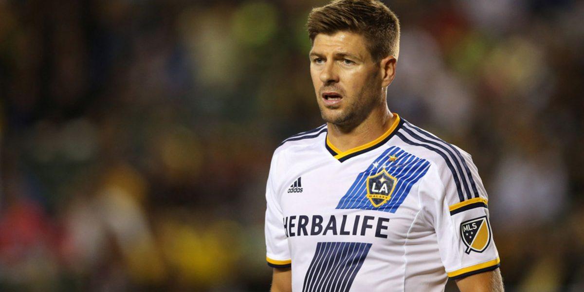 Steven Gerrard deja Los Ángeles Galaxy