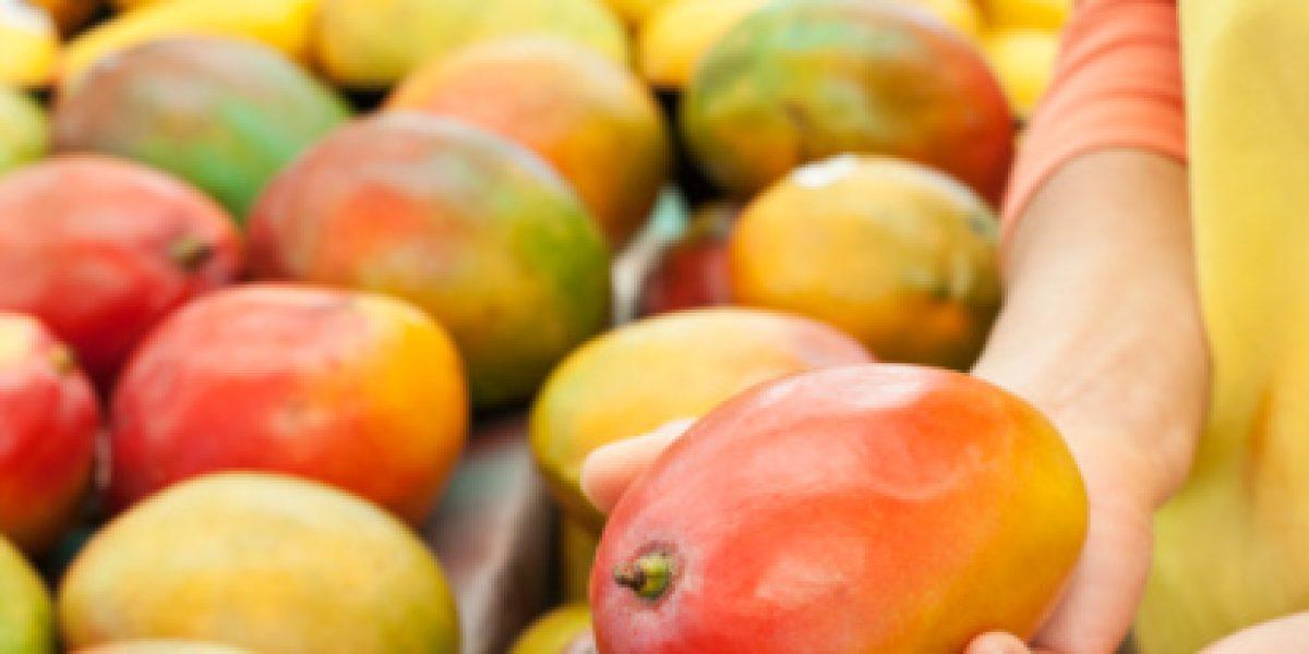 Mangos ecuatorianos se publicitan en China