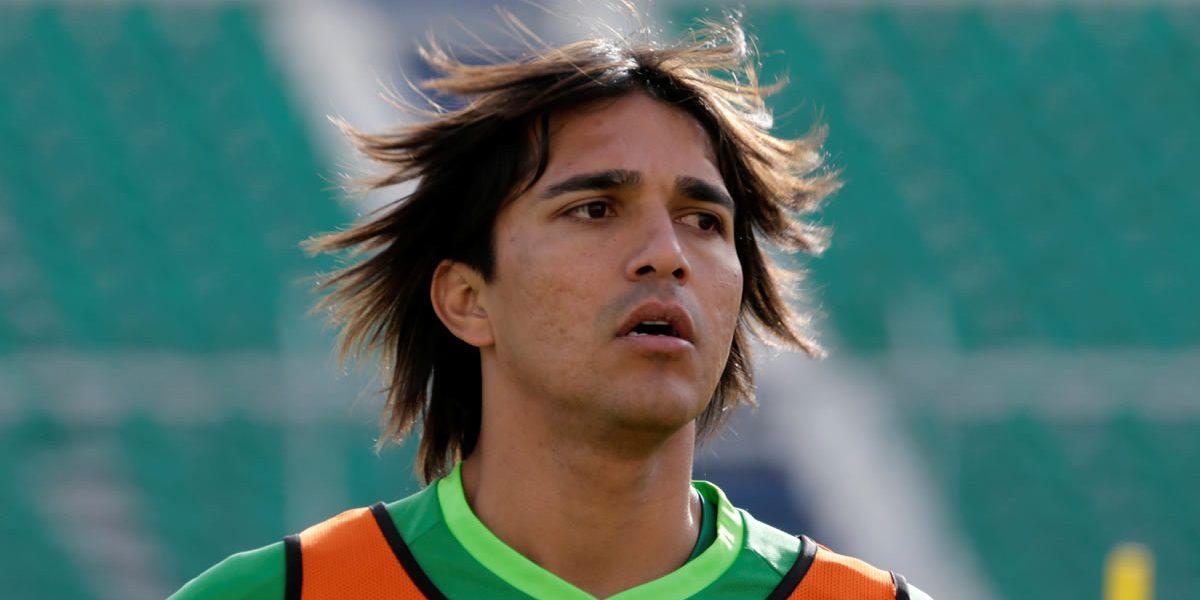 Marcelo Martins lloró con el gol de Bolivia