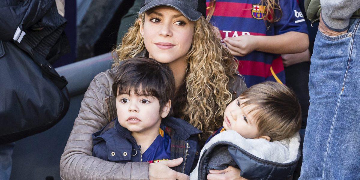 Shakira habla de la enfermedad de sus hijo Sasha
