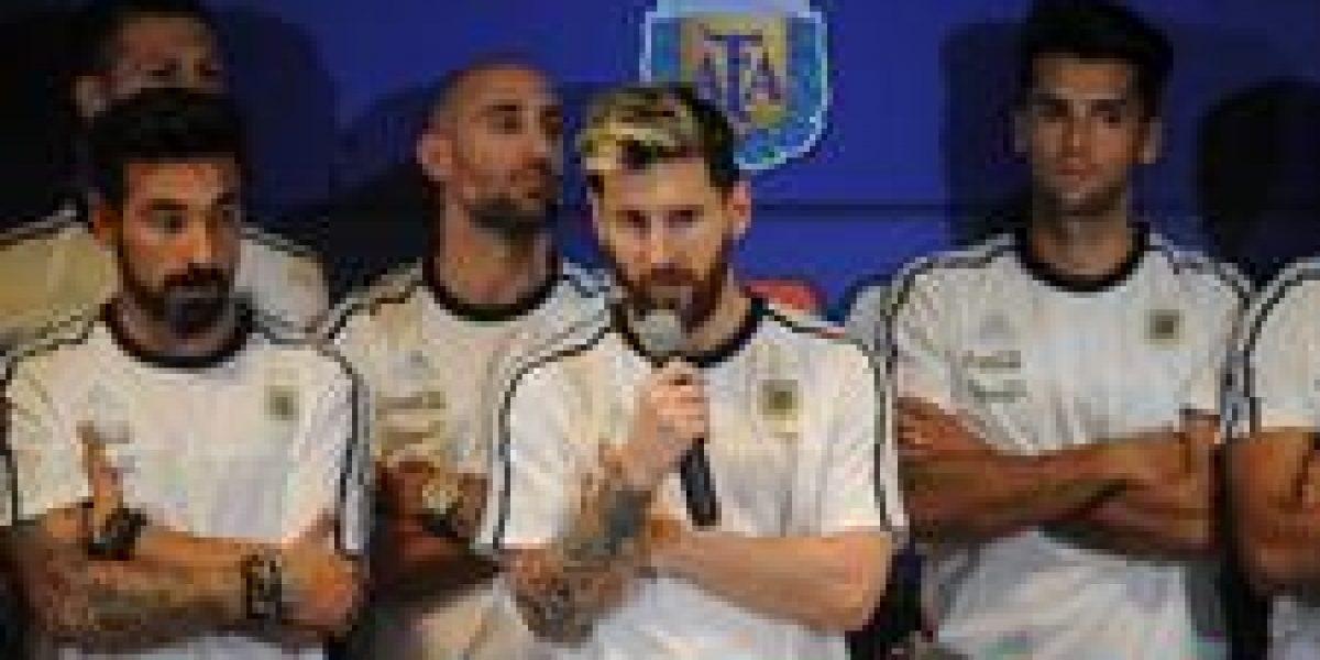 Messi le pagó salarios atrasados a empleados de la AFA
