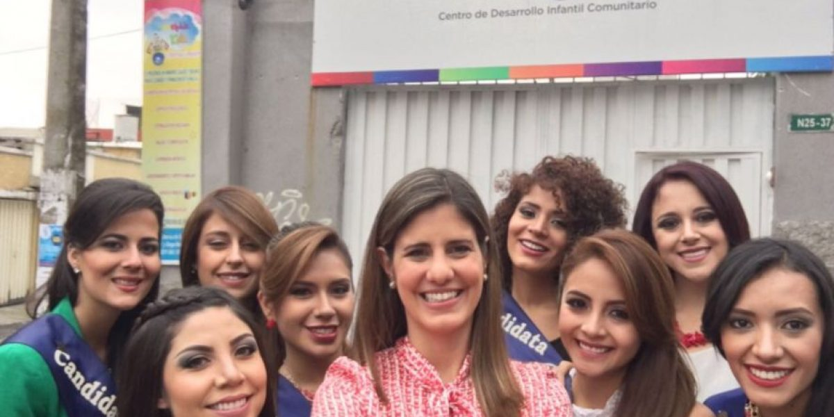 María Fernanda Pacheco: Solidaridad en todas las acciones del Patronato