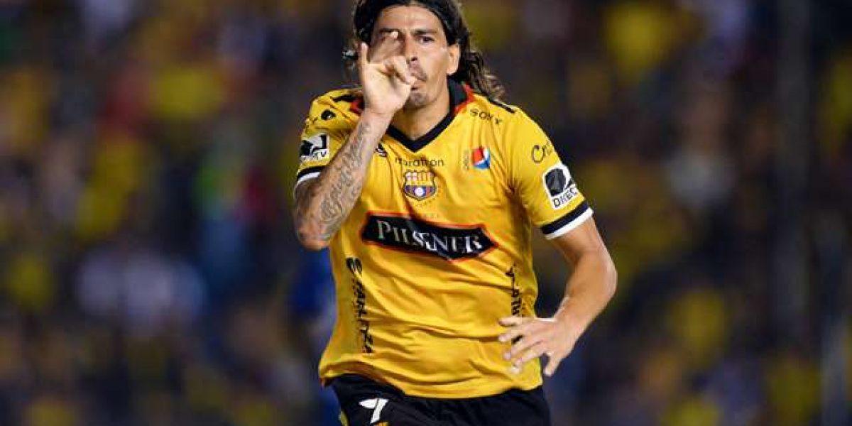 Barcelona SC tiene 30 días para pagar a Ismael Blanco