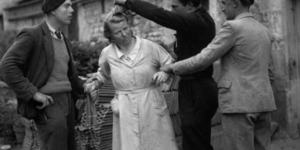 Detalles sobre las esclavas sexuales en la época nazi