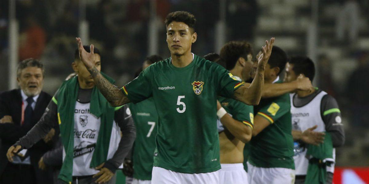 Bolivia apela la sanción de FIFA