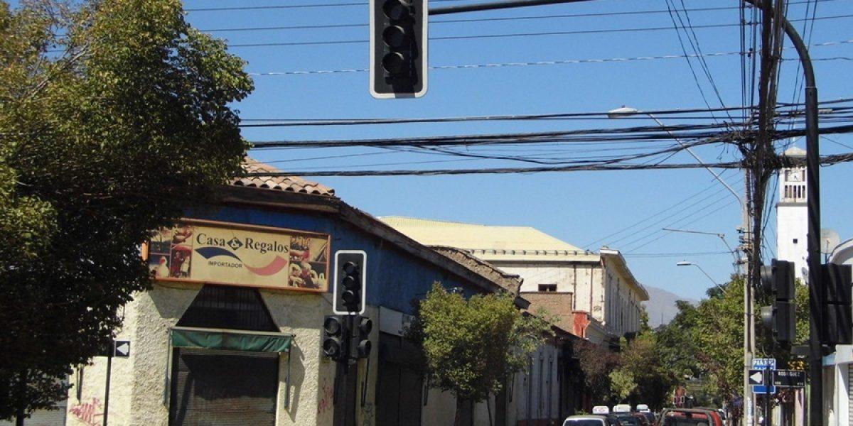 AMT colabora con el tráfico ante el corte de luz en Quito