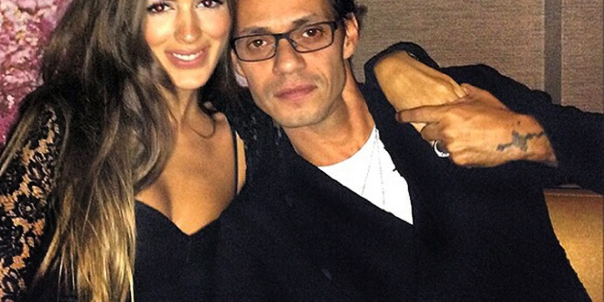 ¿Por qué Shannon de Lima no estuvo con Marc Anthony?