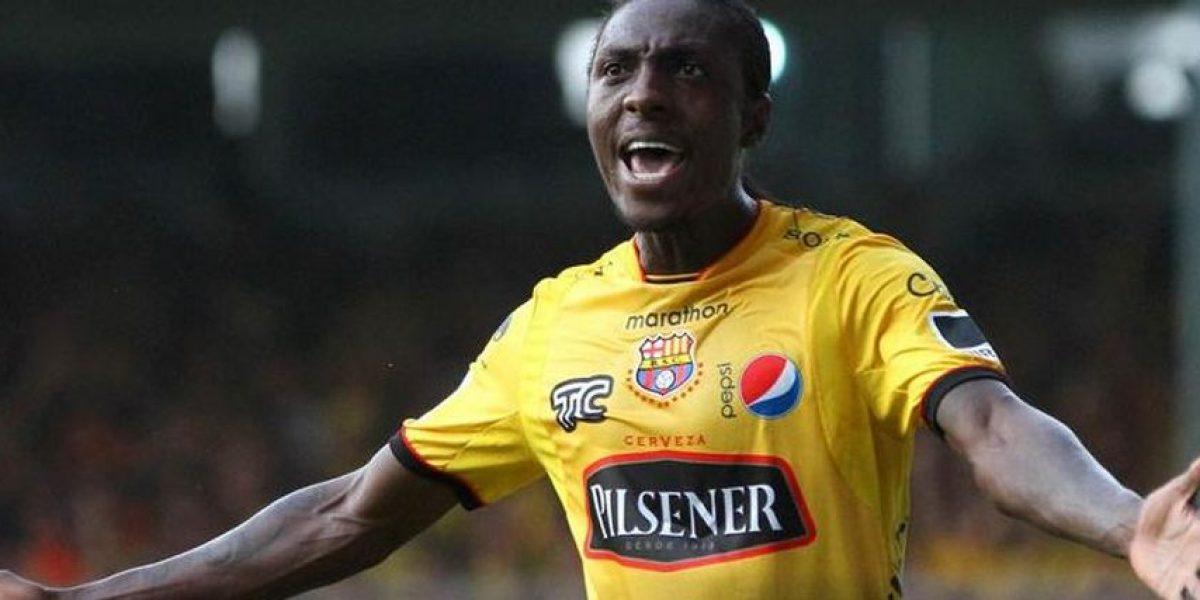 Barcelona SC cancela deuda a Geovanny Nazareno