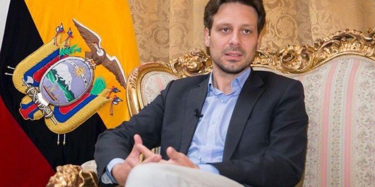 Canciller Long se reunirá con Evo Morales en La Paz