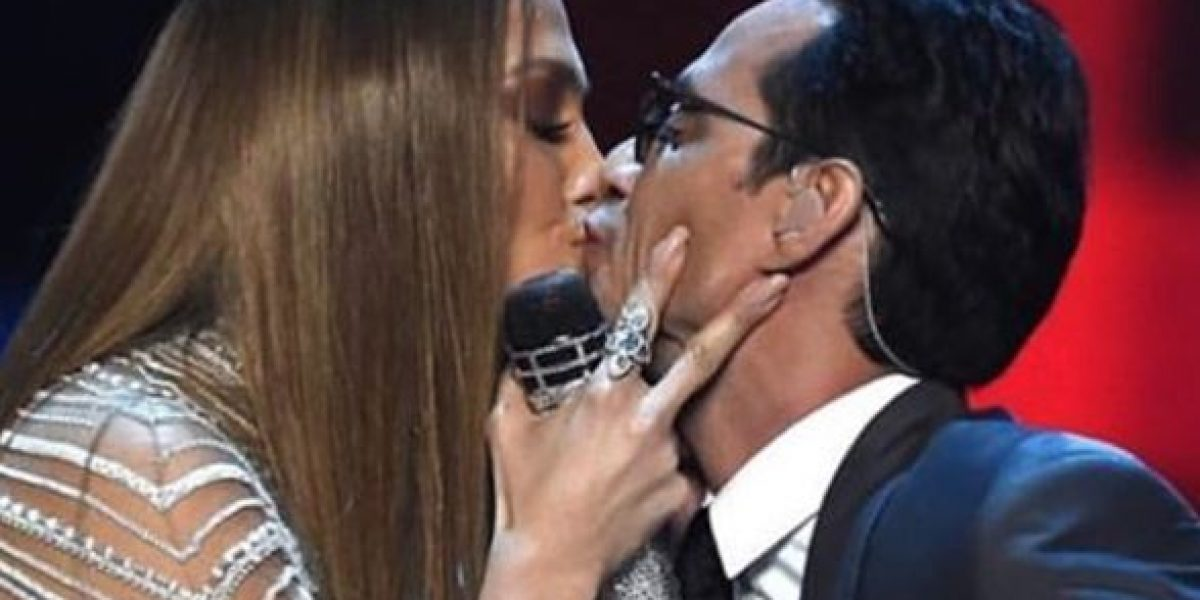 JLo y su vida familiar durante su divorcio con Marc Anthony
