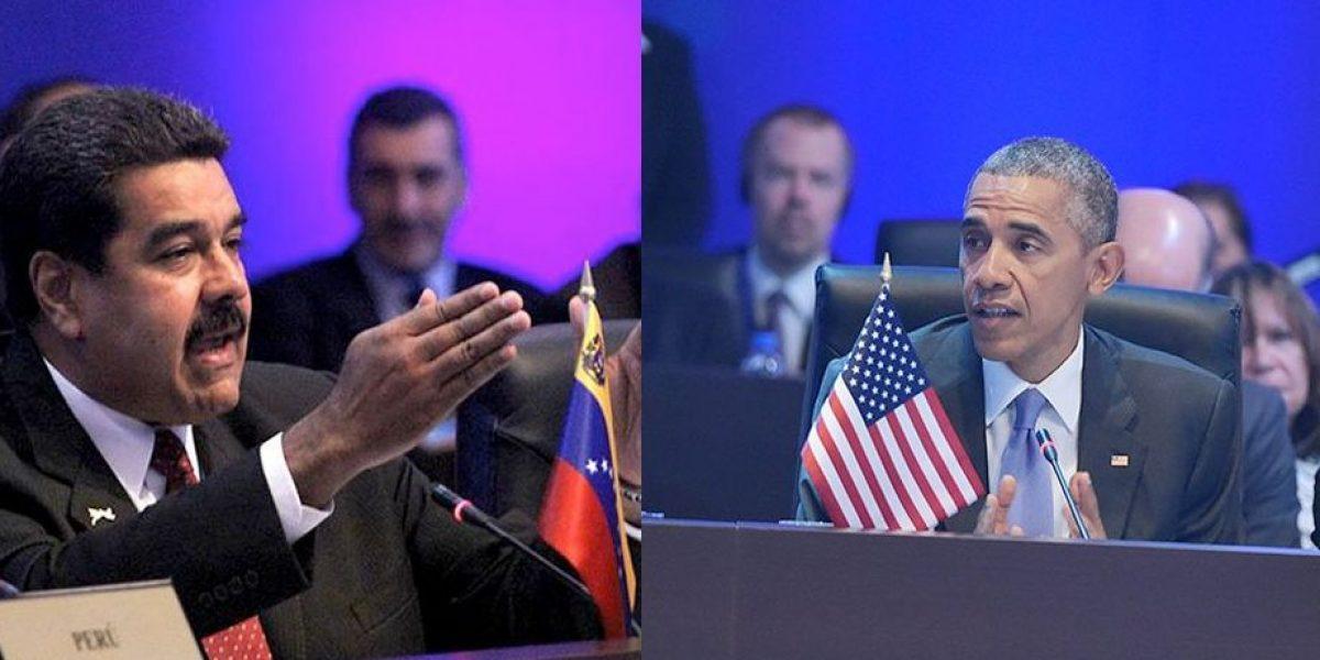 Maduro sobre Obama: Se fue a hablar tonterías de Venezuela en Perú
