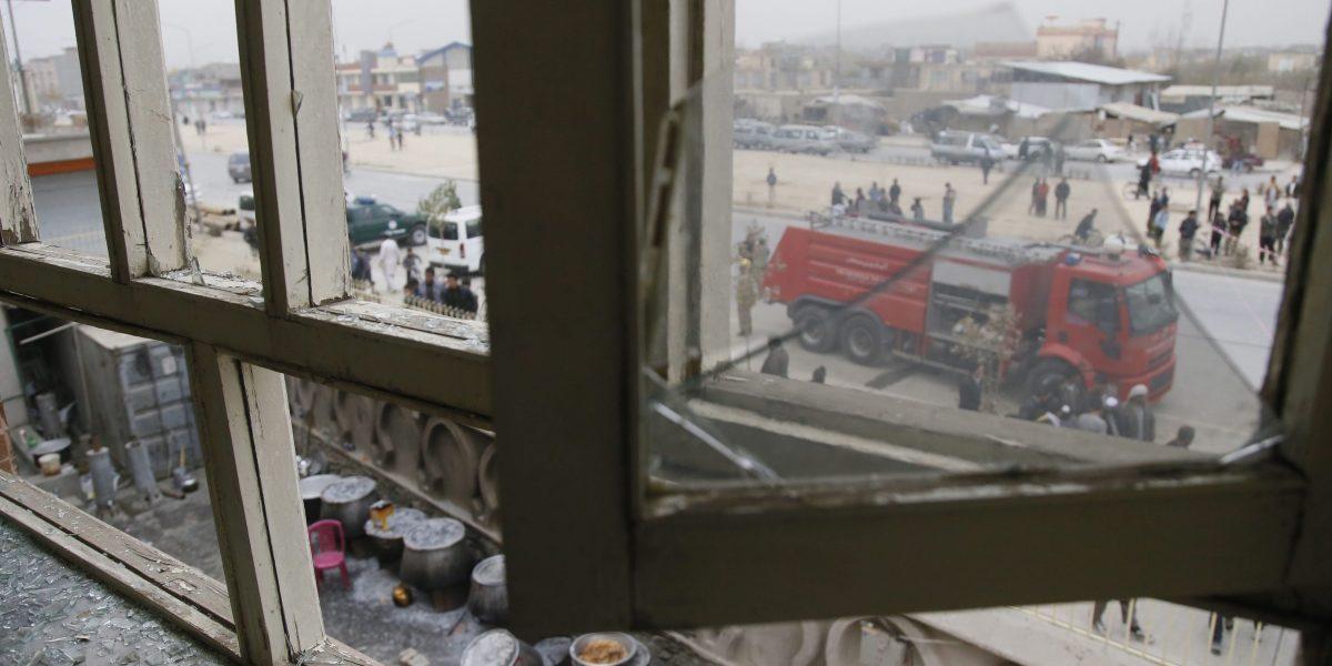 Más de 30 muertos y 85 heridos en ataque a templo chií en Kabul