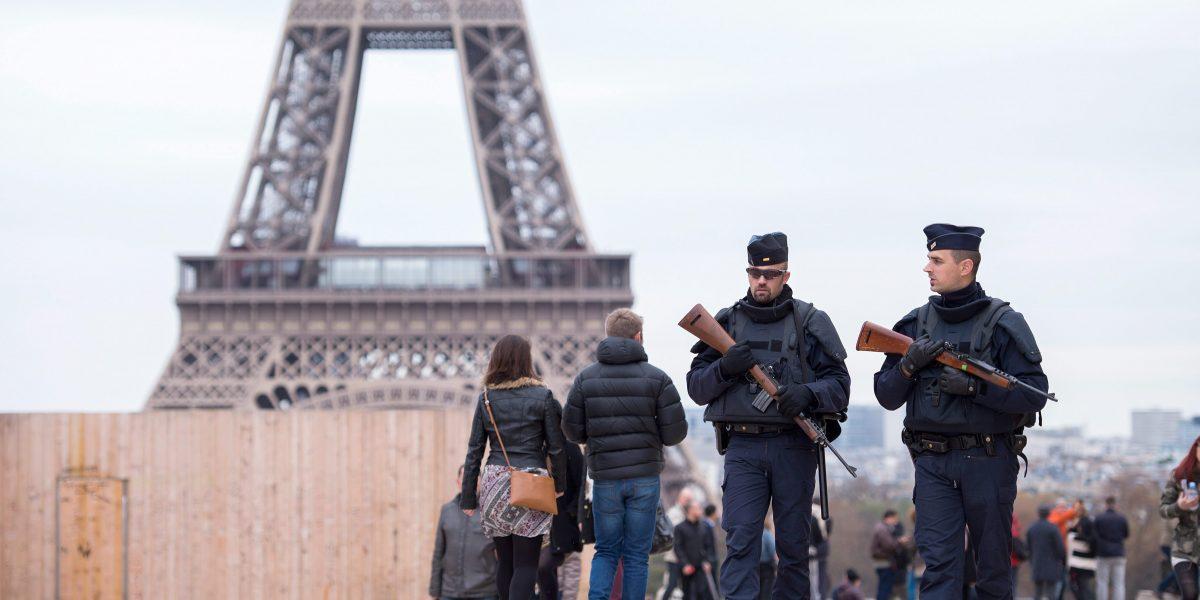 Abortado en Francia un atentado terrorista con la detención de 7 personas