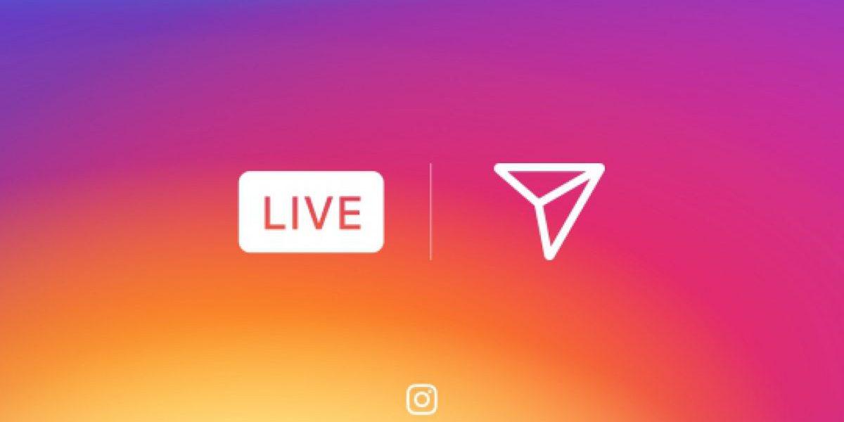 ¿Cómo transmitir en vivo desde Instagram?