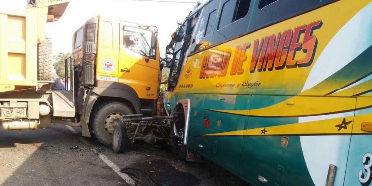 Tres muertos dejó accidente de tránsito en Baba