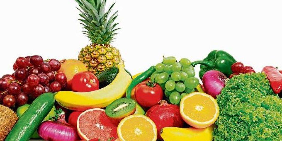 Clave para alargar la vida, 7 frutas o verduras al día