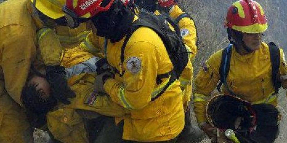 Juez dicta auto de sobreseimiento a dos bomberos sobre caso de muerte de tres cadetes