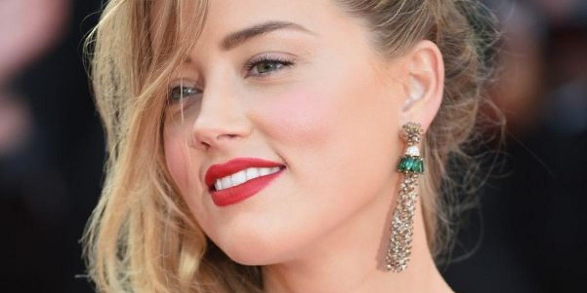 """Amber Heard es demandada por """"sabotear"""" su nuevo filme"""