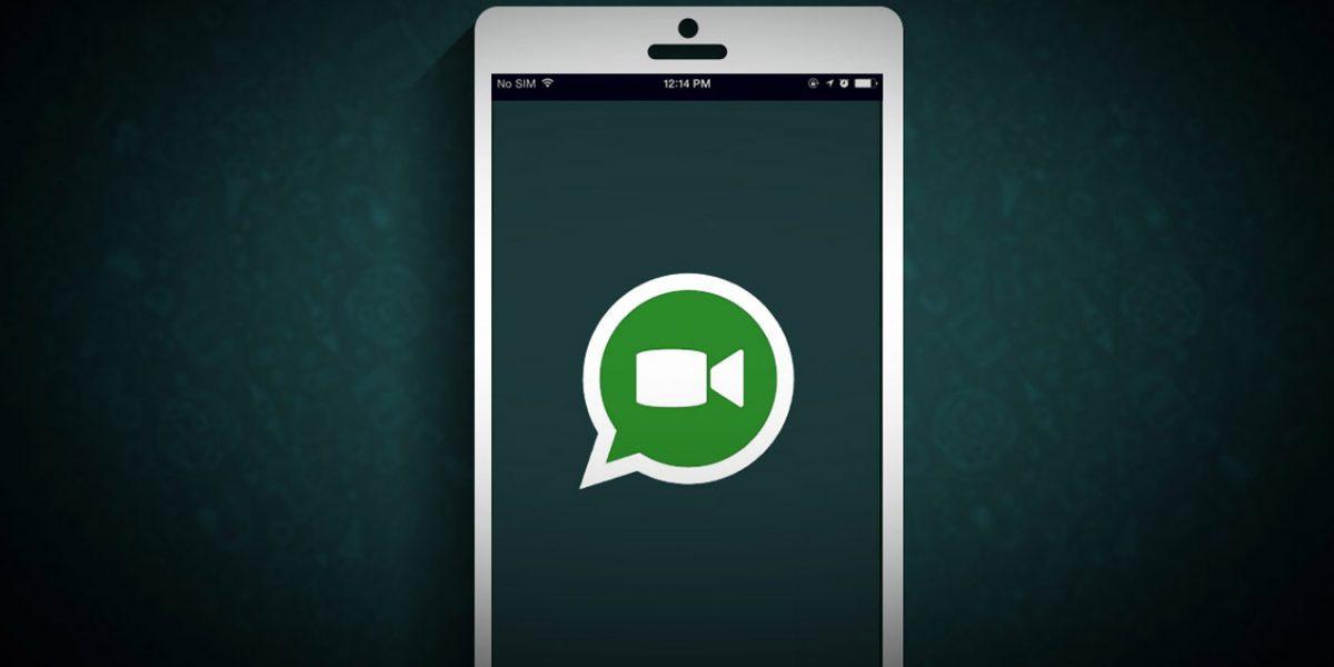 Descubrieron amenazas con las videollamadas de WhatsApp
