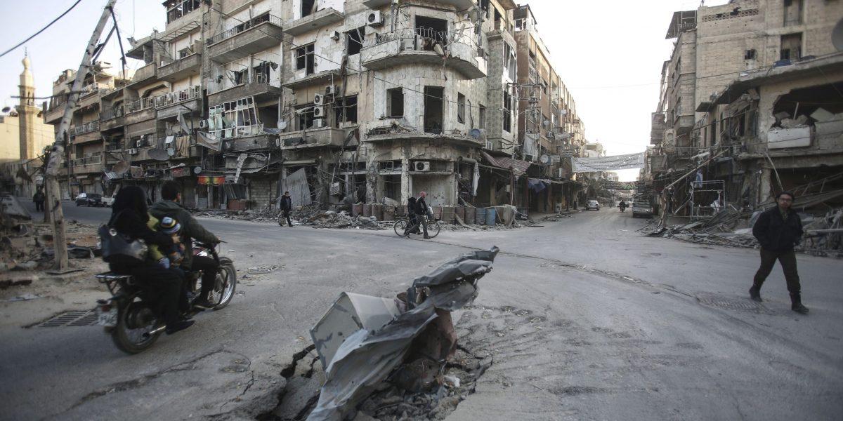 Francia convocó nueva reunión sobre Siria para diciembre