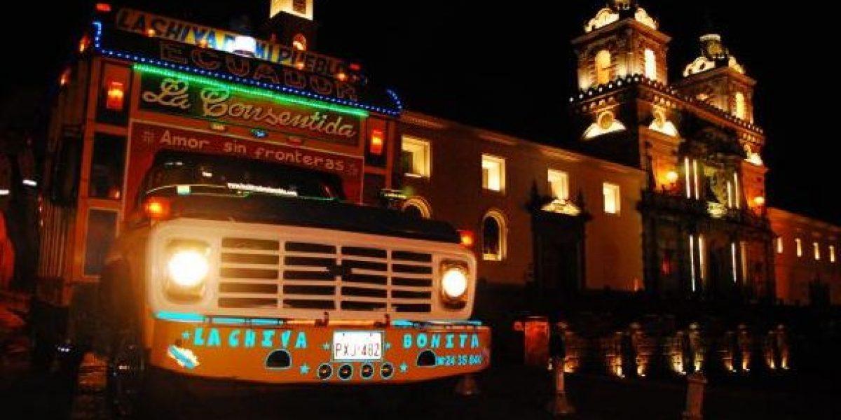 6 de diciembre feriado por la fundacin de QuitoMetro Ecuador