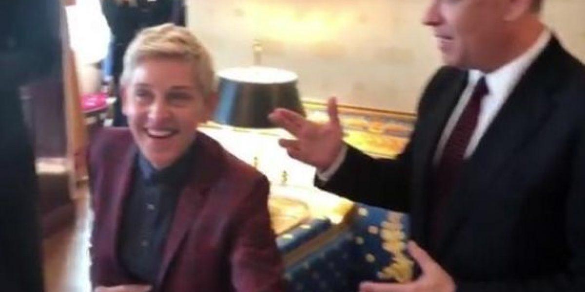 Tom Hanks, Michael Jordan, Bill Gates, Robert De Niro y Ellen DeGeneres  se unieron a la fiebre