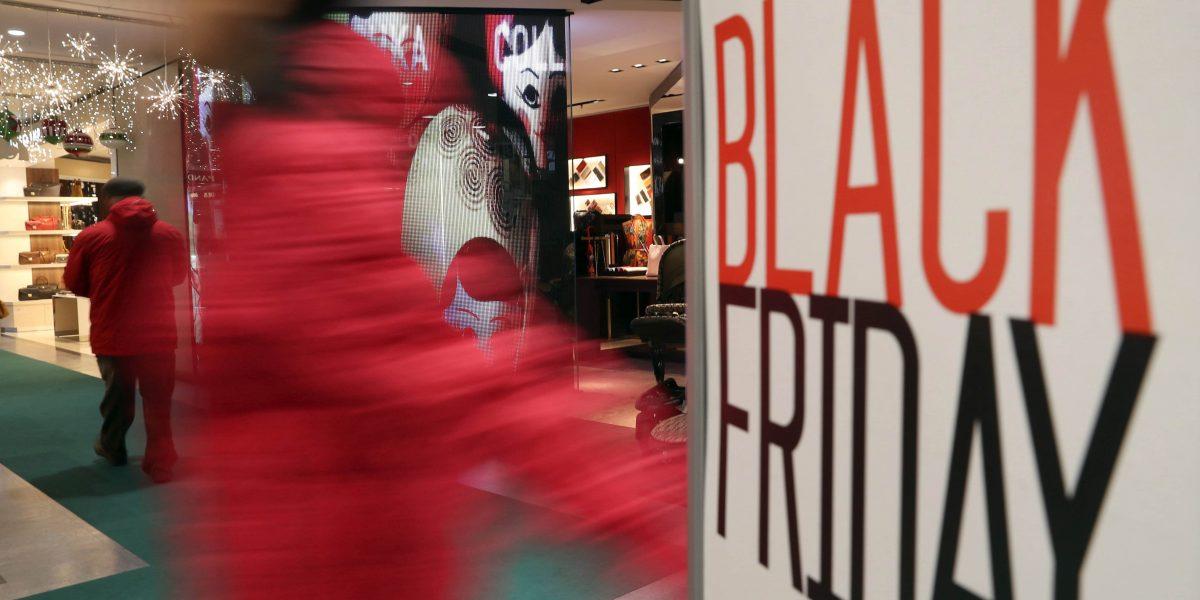 Artículos electrónicos que deberías comprar en el Black Friday
