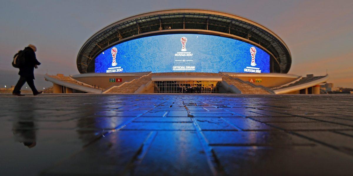 La Copa Confederaciones 2017 ya tiene sus grupos