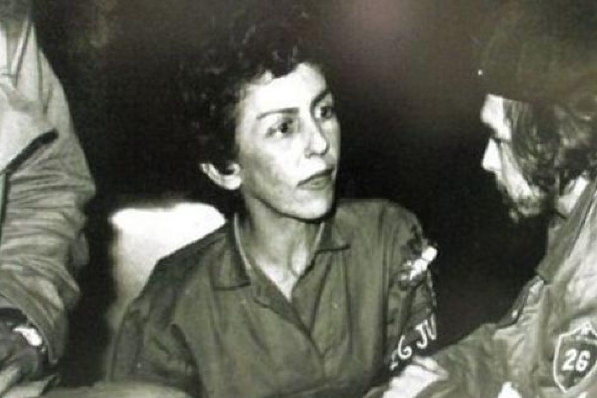 Celia Sánchez Manduley. Imagen Por: