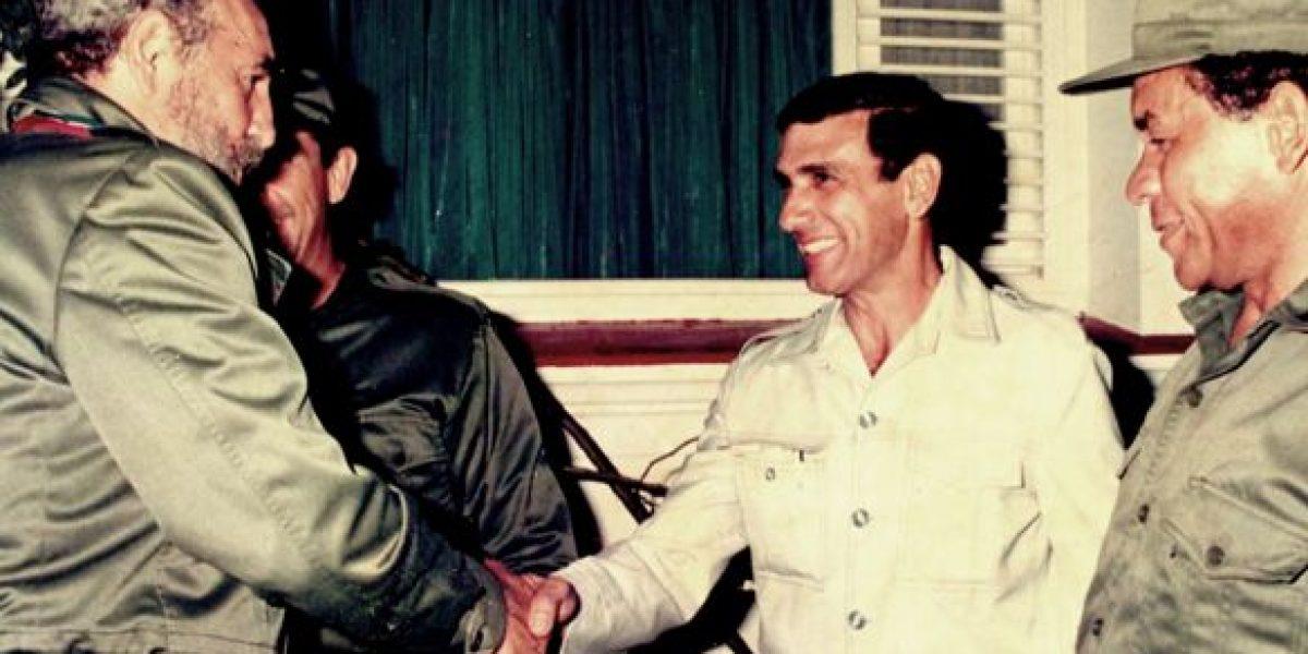 El exguardaespaldas de Fidel Castro que denunció cómo era su vida de lujos