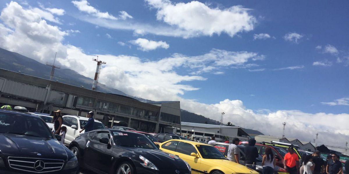 Corredores de autos piden más espacios en Quito