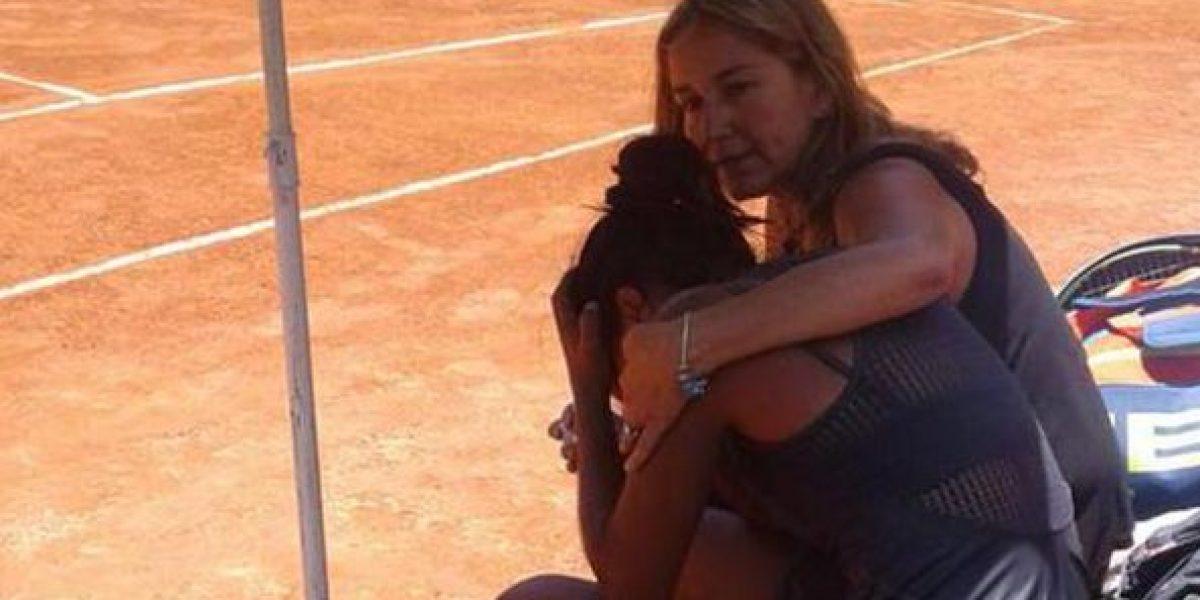 Padre de la tenista Daniela Seguel murió viendo la final que disputaba su hija