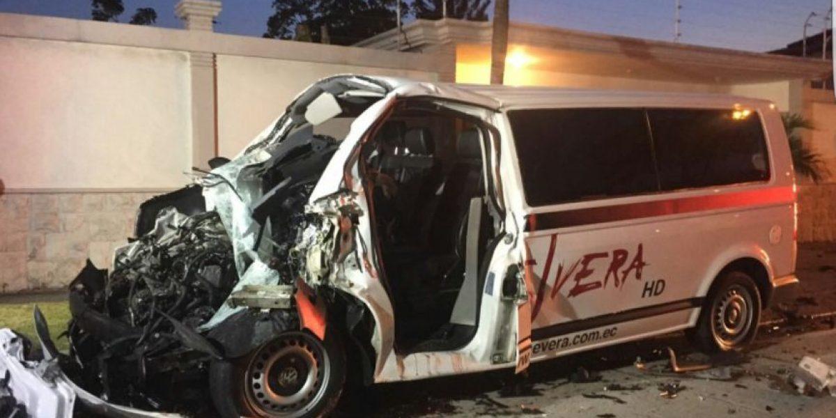 Hijo del Che Vera falleció en accidente