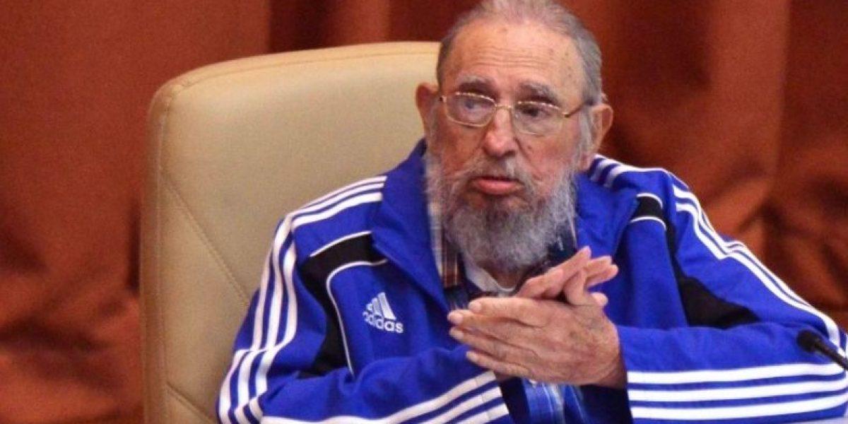 ¿Por qué Fidel Castro se vestía con ropa de Adidas?