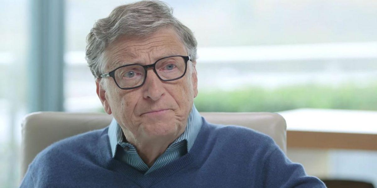 Nuevo invento de Bill Gates: cómo combatir el mal olor en baños públicos