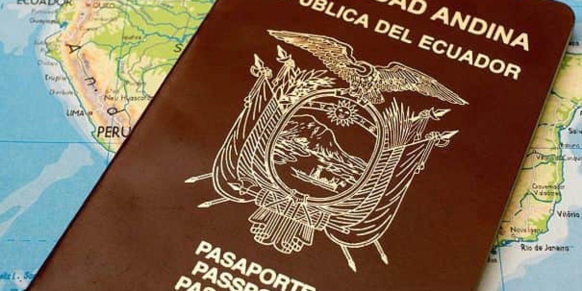 Cancillería implementa sistema virtual de turnos para obtener el pasaporte