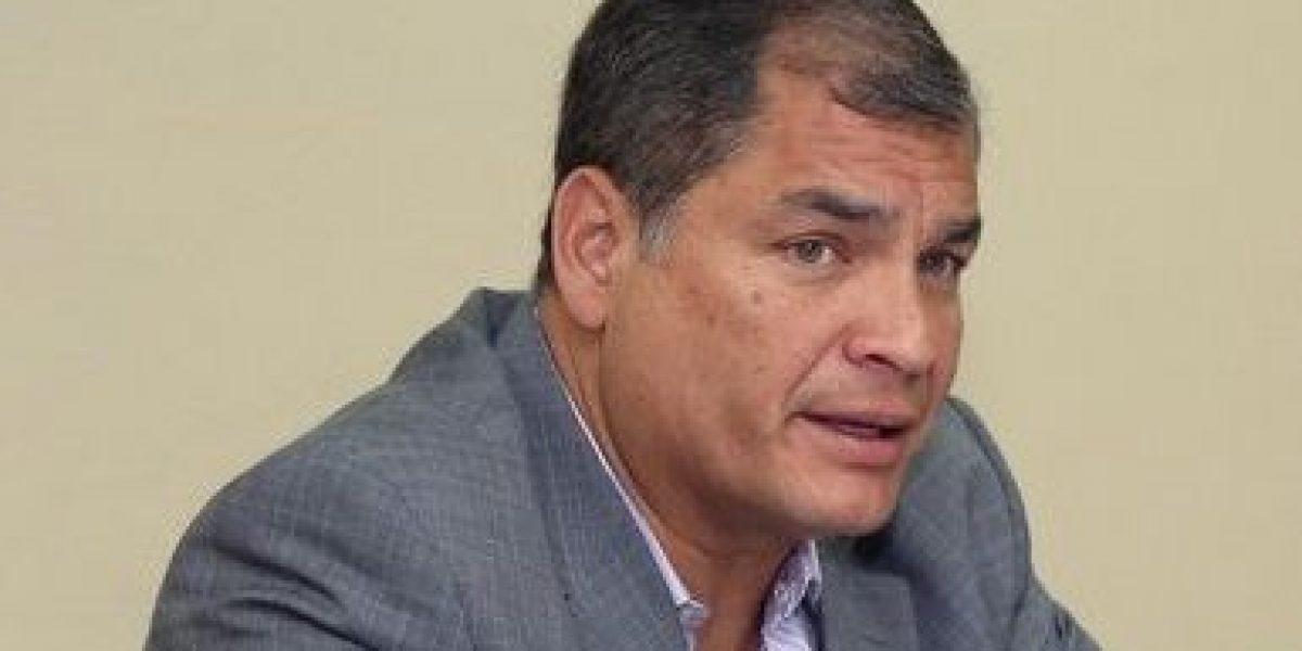 Correa califica a Emelec como