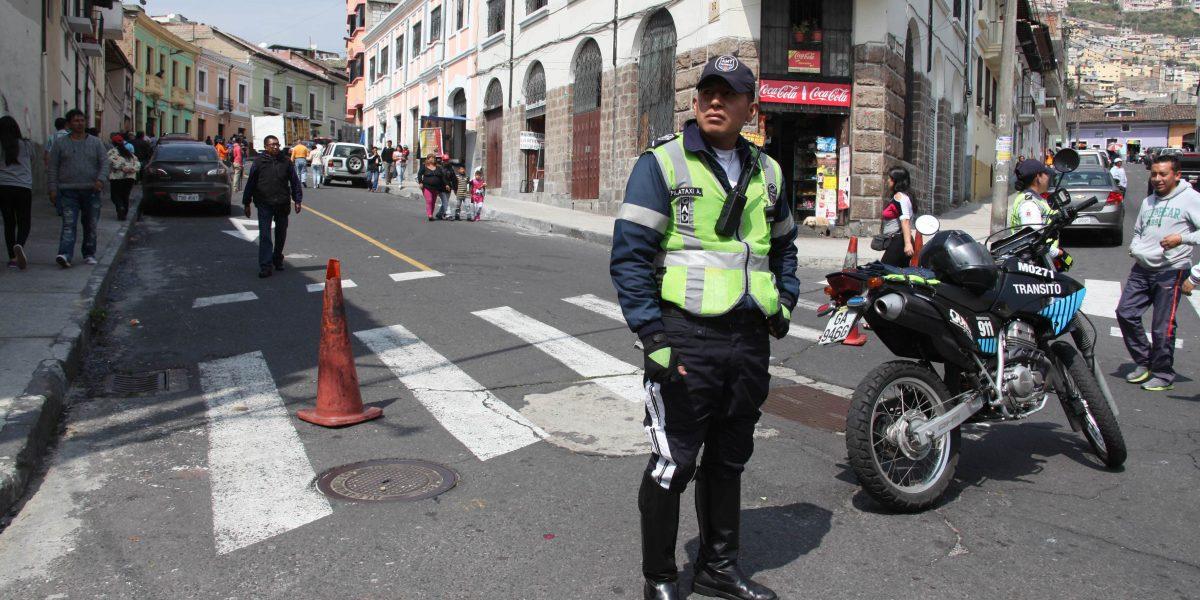 Desvíos vehiculares por eventos de Fiestas de Quito
