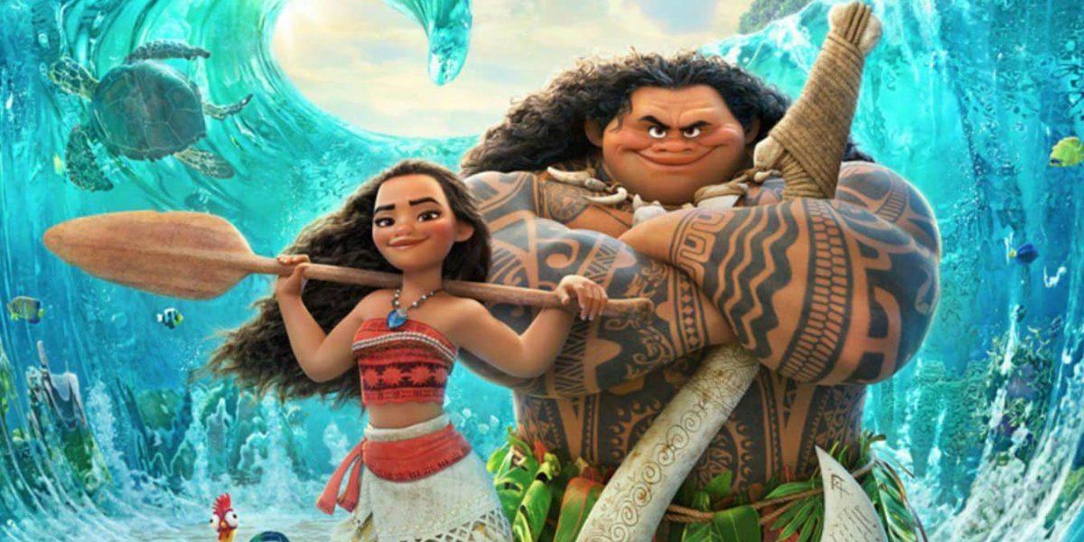 Moana logra el segundo mejor estreno tras Frozen