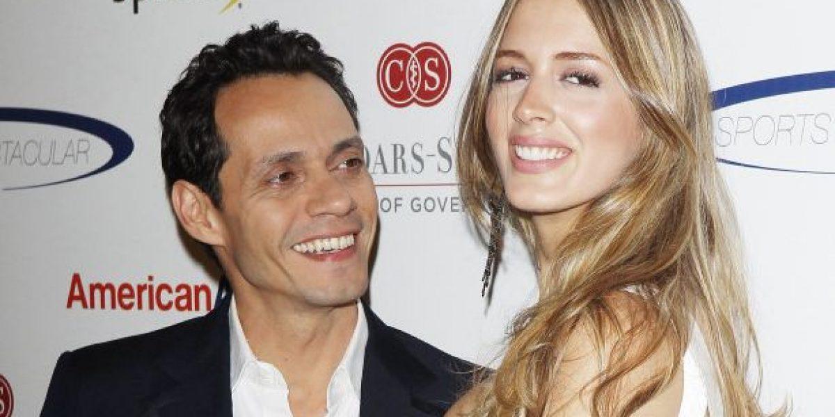 ¿Shannon de Lima le fue infiel a Marc Anthony?